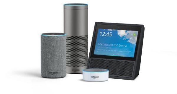 Amazons neue Modelle: Echo für alle