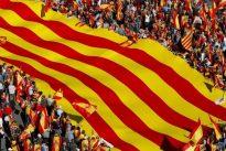 Proteste in Katalonien: Die schweigende Mehrheit erhebt ihre Stimme