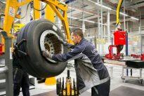 Werk der Technik-Tochter: Lufthansa rollt die Räder in den Frankfurter Osten