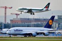 Deutsche Fluglinie expandiert: Die Lufthansa greift nun auch nach Alitalia