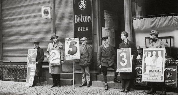 Weimarer Verhältnisse?: Warum Berlin weit davon entfernt ist, Weimar zu sein