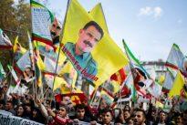 Düsseldorf: Zusammenstöße bei Kurden-Demonstration
