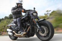 Fat Bob von Harley-Davidson: Apokalypse now