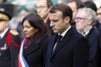 """Jahrestag des Terrors: """"Eagles of Death Metal"""" spielen in Paris im Gedenken an die Opfer"""