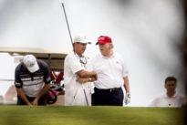 Donald Trump: Der golfende Präsident