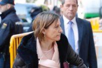 Separatisten vor Gericht: Untersuchungshaft für katalanische Parlamentspräsidentin angeordnet