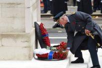 Gedenken an Kriegstote: Die Queen schickt erstmals Prinz Charles vor