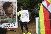Zimbabwe: Regierungspartei berät über Mugabes Absetzung