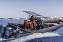 Festrumpfschlauchboote: Gummipärchen aus Athen