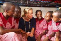 """Prinzessin Mabel im Interview: """"Mädchen sind Geheimwaffen gegen Armut"""""""