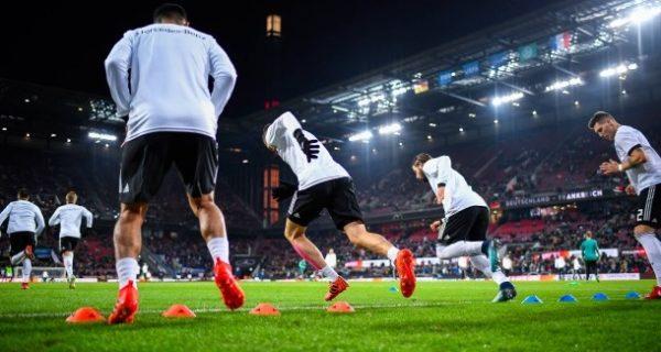 """DFB-Fitnessprofis im Gespräch: """"Wir würden auch Ballett tanzen"""""""
