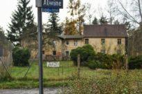 Mitten im Wald: Brandenburgisches Dorf Alwine für 140.000 Euro versteigert