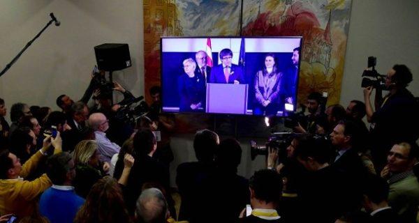 """Separatisten jubeln: """"Eine Ohrfeige für Rajoy"""""""