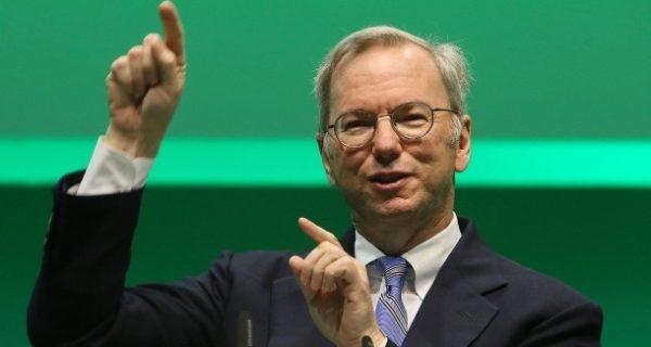 Rücktritt von Ex-Google-Chef: Eric Schmidt dankt ab