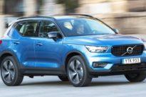 Probefahrt im Volvo XC 40: Anfang vierzig