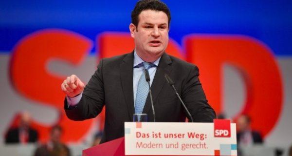 Hubertus Heil: Bundesmittel für Schulen Voraussetzung für Groko