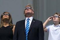 Auftrag für die Nasa: Trump will Amerikaner auf den Mond schießen