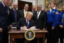 Amerikas Raumfahrtziele 2.0: Zurück zum Mond
