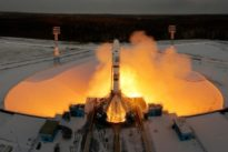 Weltraumbahnhof Wostotschny: Panne beim Start einer russischen Rakete