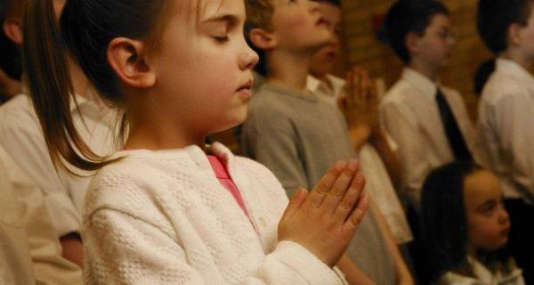 Christlicher Glauben: Mama, das ist doch normal, dass wir beten, oder?