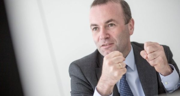 Reform der Währungsunion: CSU-Politiker Weber warnt EU-Kommission
