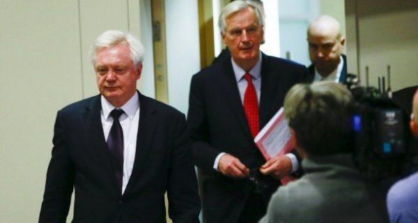 Brexit-Verhandlungen: Britischer Minister stellt Einigung mit EU in Frage