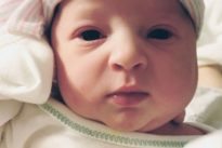 Schneebaby: Emma Gibson war 25 Jahre eingefroren