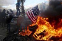 Jerusalem-Beschluss: Aufruhr in den Palästinensergebieten