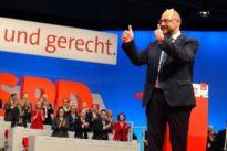 SPD-Parteitag in Berlin: Die roten Linien des Martin Schulz