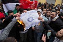 Nach israelkritischen Demos: De Maizière will Beauftragten gegen Antisemitismus