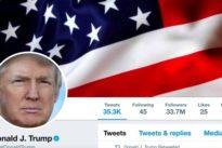 Chaos bei Twitter: Legte ein Deutscher Trumps Account lahm?