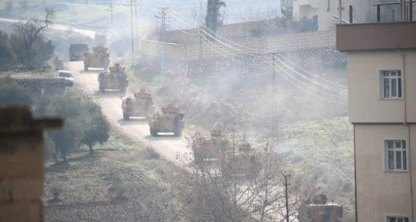 Türkeis Offensive in Syrien: Der vergiftete Olivenzweig