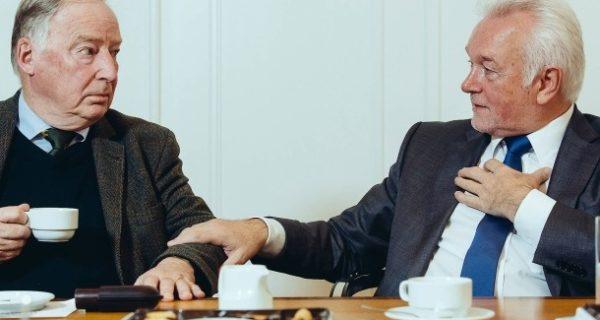 """F.A.Z.-Gespräch: """"Die FDP war immer der Hauptkonkurrent der AfD"""""""