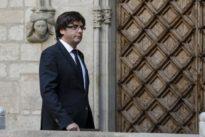 Kataloniens Regionalpräsident: Gericht blockiert Wahl Puigdemonts