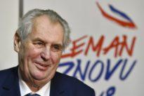 Stichwahl in zwei Wochen: Milos Zeman gewinnt erste Runde der Präsidentenwahlen in Tschechien