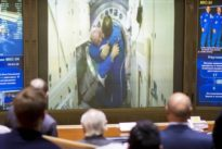 Internationale Raumstation: Verstärkung im All