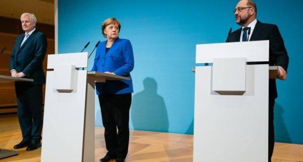Einigung in Sondierung: Schulz: Wir haben hervorragende Ergebnisse erzielt