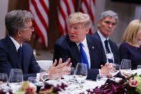 """Abendessen in Davos: SAP-Chef über Trump: Er hat """"Schwung gebracht"""""""