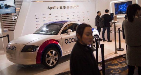 Selbstfahrende Autos: Infineon schließt sich an chinesische Hightech-Plattform