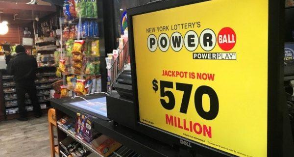 Vereinigte Staaten: Eine Milliarde Dollar Gewinn mit zwei Lotteriescheinen