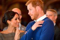 Besuch in Cardiff: Prinz Harry und Meghan Markle begeistert in Wales empfangen