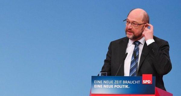 SPD-Chef: Der trotzige Schulz