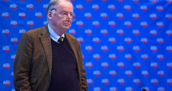 F.A.Z.-Gespräch: AfD-Chef Gauland bietet FDP Zusammenarbeit an