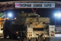 Kurdenkonflikt: Raketen aus Syrien treffen türkisches Grenzgebiet