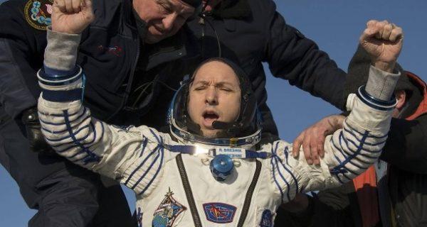 Internationale Raumstation: ISS-Raumfahrer sicher auf der Erde gelandet