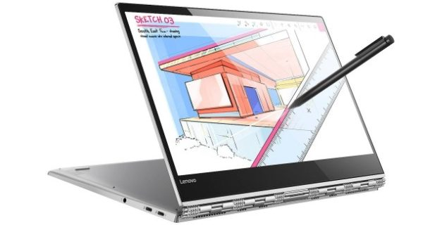 Lenovo Yoga 920 im Test: Den darf man ruhig mal klappen