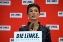 """Nach Kritik an Grünen: """"Wagenknechts Politik ist national, inhuman und Kreml-zentriert"""""""