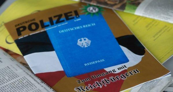 Rechtsextreme Szene: Zahl der Reichsbürger dramatisch gestiegen