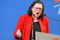 Vor Mitgliederbefragung: SPD sackt auf Rekordtief von 16 Prozent ab