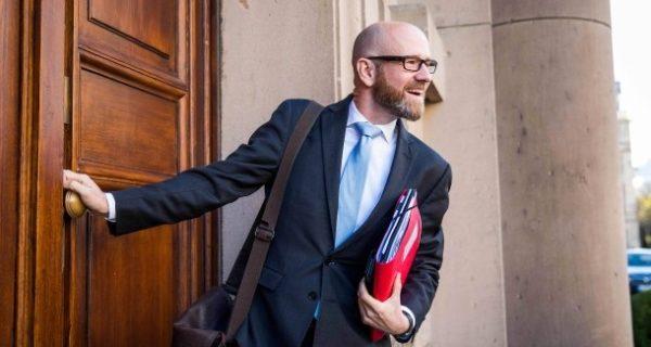 CDU-Generalsekretär: Peter Tauber musste sich Not-OP unterziehen